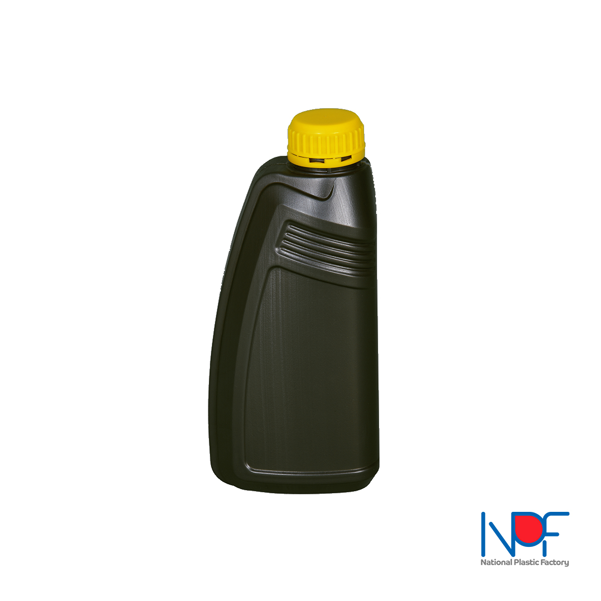Motor Oil Bottle 1 Liter New Model National Plastic